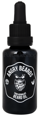 Angry Beards Beard Oil Todd Herbalist