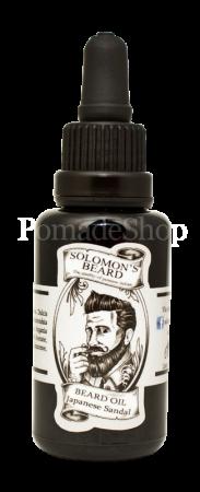 Solomon's Beard Oil Japanese Sandal