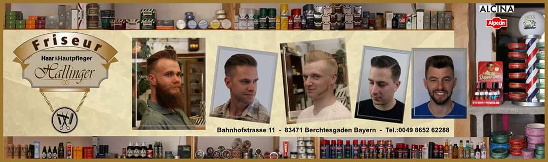 Barber Shops Friseure Pomadeshop