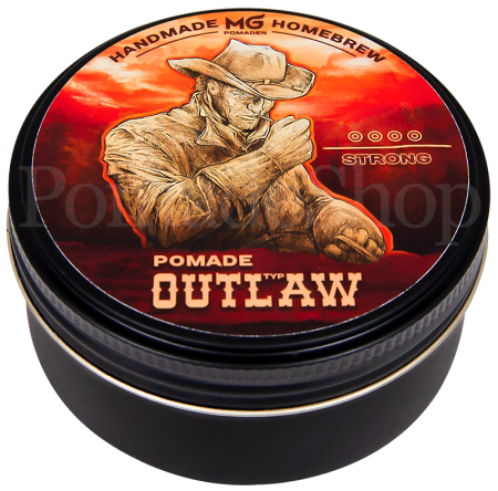 MG Pomade Outlaw Strong