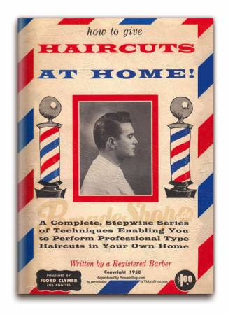 "Booklet ""How to give Haircuts"" (1958)"