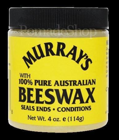Murray's with 100% Australian Beeswax