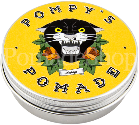 Pompy´s Pomade STRONG 2