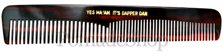 Dapper Dan Kamm - YES MA'AM IT'S DAPPER DAN