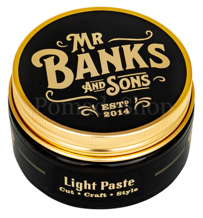 Mr. Banks and Sons Light Paste