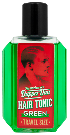 Dapper Dan Hair Tonic Green Travel Size