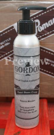 Gordon Fluid Shave Cream
