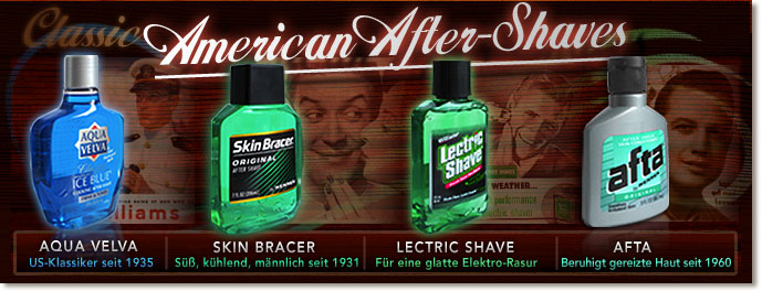 American Aftershave
