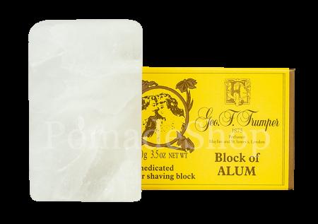 Geo. F. Trumper Block of Alum