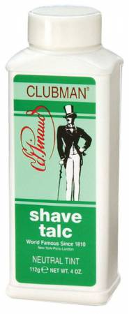 Pinaud Clubman Shave Talc Rasierpuder