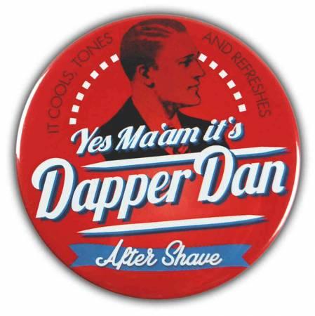 Dapper Dan AS - Taschenspiegel