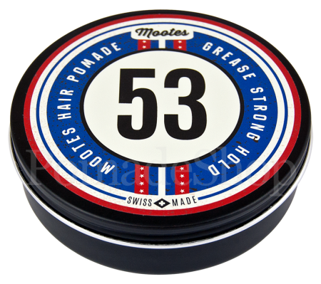 Mootes Hair Pomade Grease Strong Hold #53