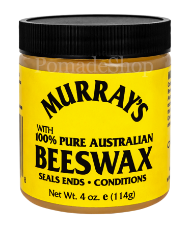 Murray's with 100% Australian Beeswax