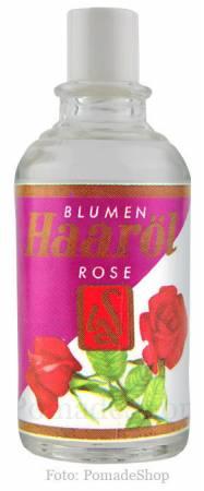 L.A. Schmitt Blumenhaaröl ROSE, 50 ml