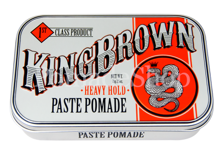 King Brown Heavy Hold Paste