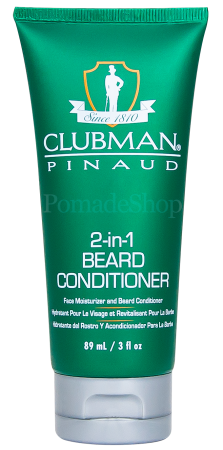 Pinaud Clubman 2 in 1 Beard Conditioner PomadeShop