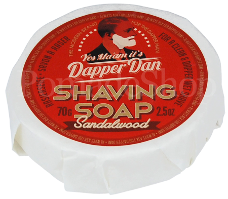 Dapper Dan Shaving Soap Snadalwood