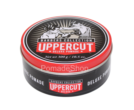 Uppercut Deluxe Waterbased Pomade Barbers Collection