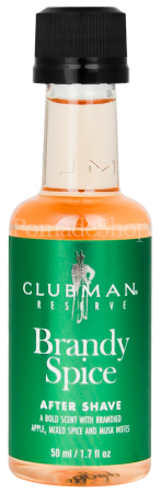 Ed Pinaud Clubman After Shave Brandy Spice