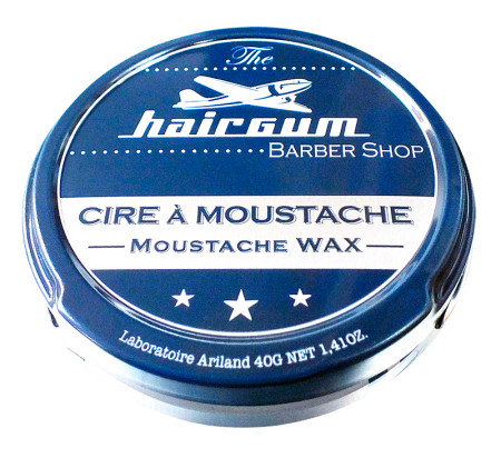 Hairgum Moustache Wax 40g