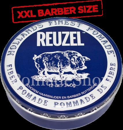 Reuzel Fiber Pomade XXL Barber Size