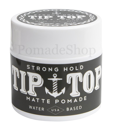 """Tip Top Pomade """"MATTE STRONG HOLD"""""""