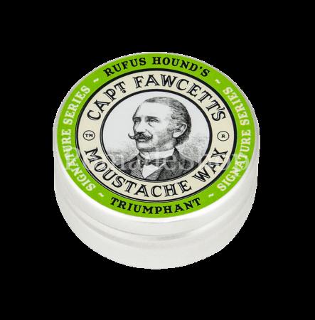Captain Fawcett's Rufus Hound's Triumphant Moustache Wax