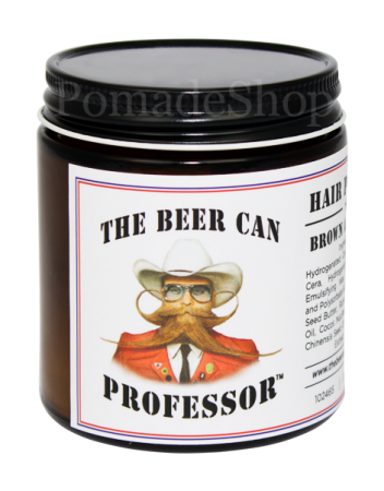 The Beer Can Professor Pomade