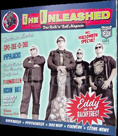 Unleashed Rock 'n Roll Magazin Ausgabe 23