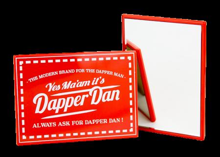 Dapper Dan Taschenspiegel