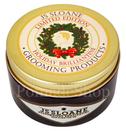 JS Sloane Christmas Holiday Brilliantine