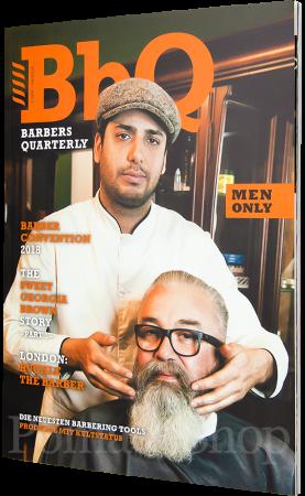 Barbers Quarterly Ausgabe 04/2018