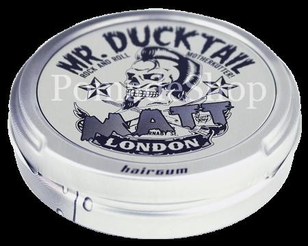 Mr. Ducktail Matt