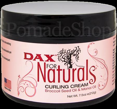 DAX Naturals Curling Cream