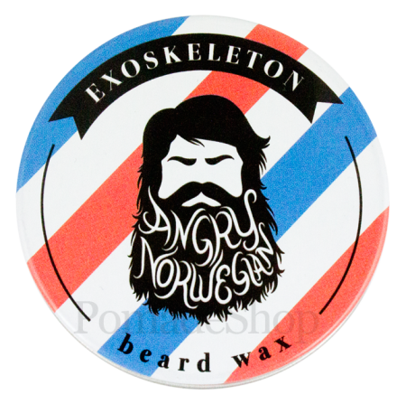 Angry Norwegian Exosceleton Beard Wax