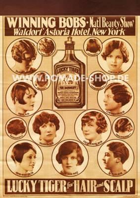 """Poster """"Winning Bobs"""" (1932), DIN A2"""
