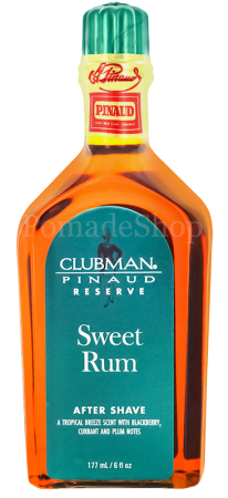 """Pinaud Clubman Reserve """"SWEET RUM"""" After Shave"""