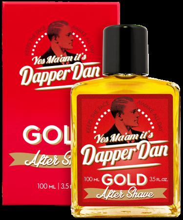 Dapper Dan After Shave GOLD