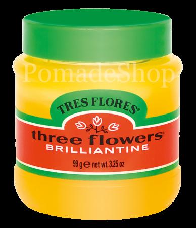Tres Flores Brillantine Solid