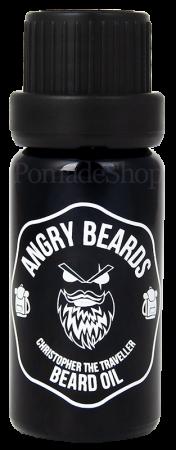 Angry Beards Beard Oil Christopher the Traveller