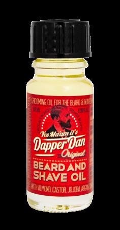 Dapper Dan Beard and Shave Oil Tester 10 ml