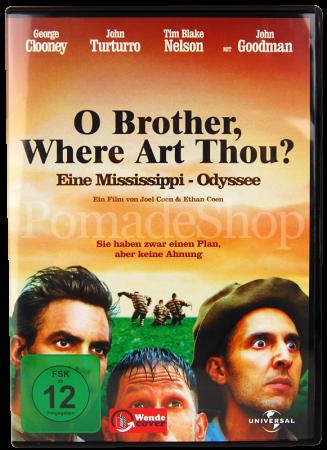 "DVD ""O Brother, Where Art Thou? - Eine Mississippi-Odyssee"""