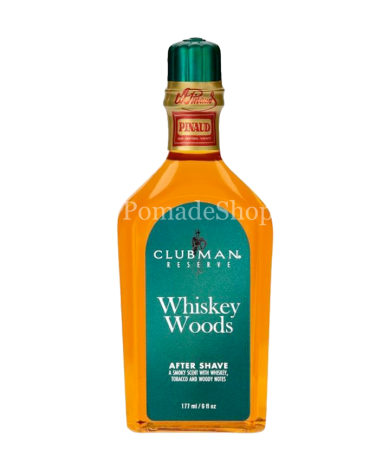 "Pinaud Clubman Reserve ""WHISKEY WOODS"" After Shave"