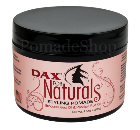 DAX Naturals Styling Pomade