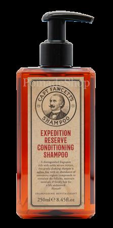 Captain Fawcett's Expedition Reserve Shampoo 250ml