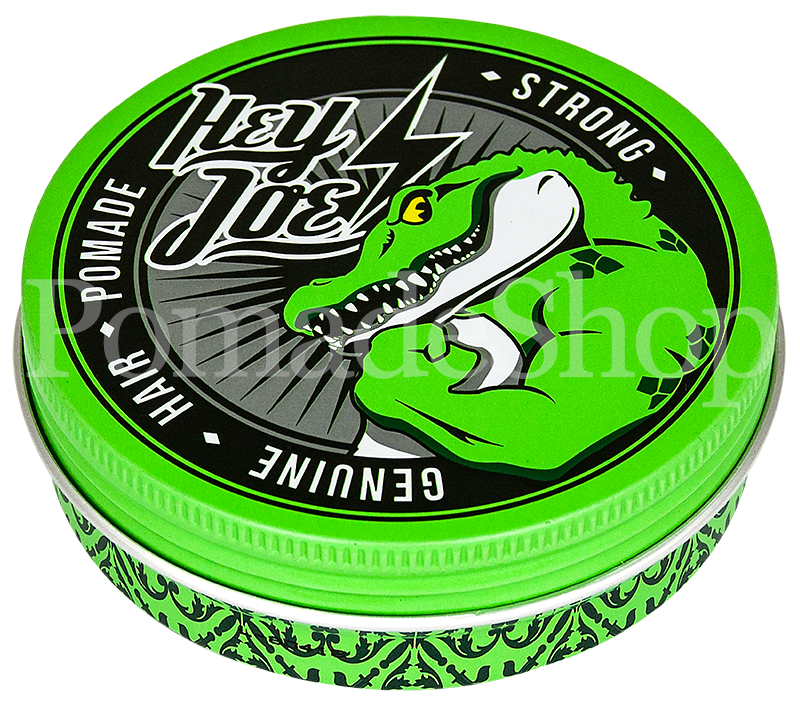 Hey Joe Genuine Hair Pomade Strong Pomadeshop