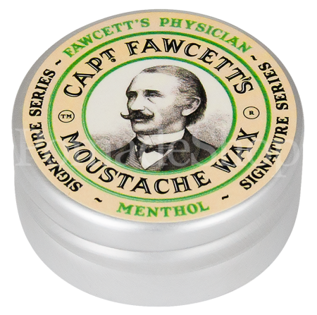 Captain Fawcett Physician Menthol Moustache Wax