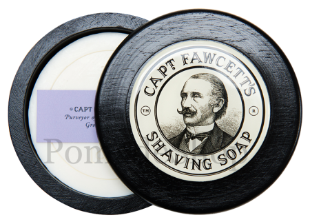 Captain Fawcett Shaving Soap