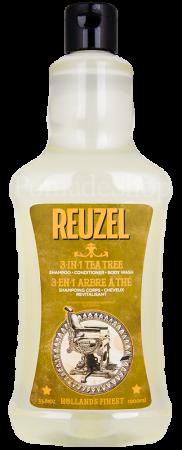 Reuzel 3 in 1 Shampoo Conditioner Body Wash