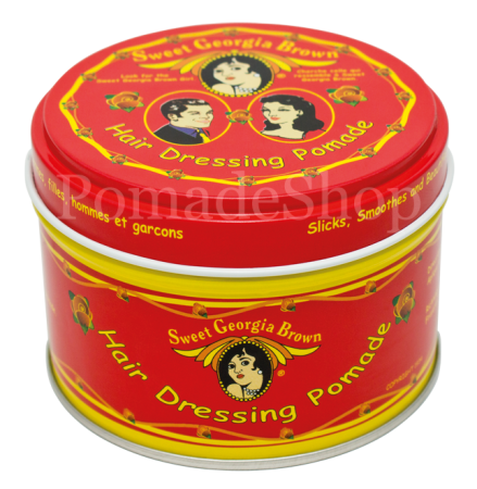 "Sweet Georgia Brown Hair Dressing Pomade (""Rot"")"